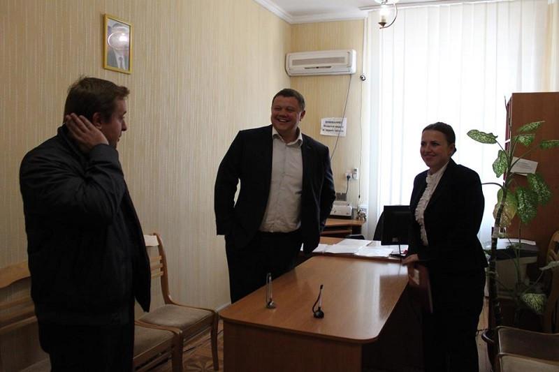 ForPost - Новости : Севастопольский застройщик покинет парламент Крыма