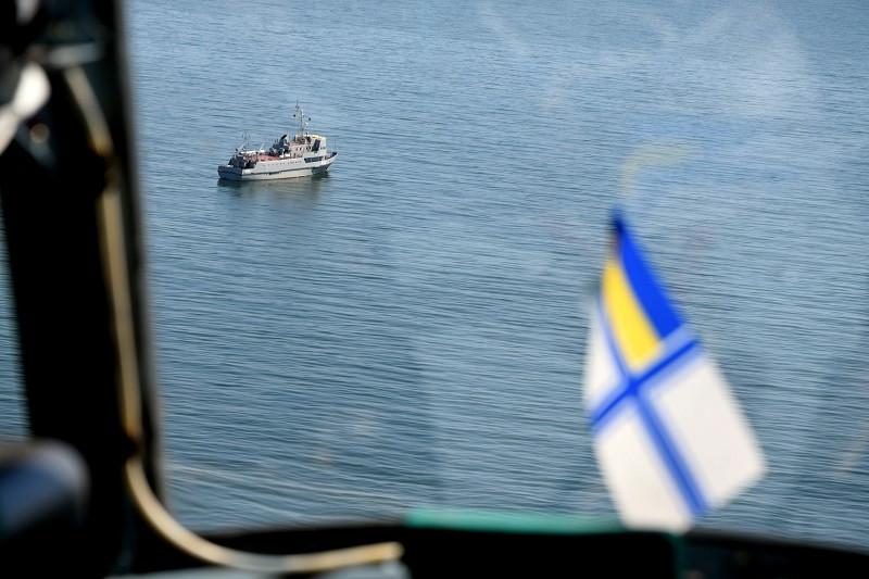 ForPost - Новости : Украина загоняет себя в глухой угол в Азовском море