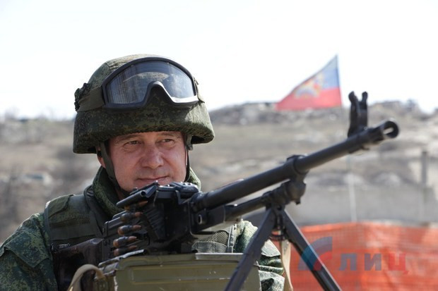 Киев в очередной раз сорвал разведение сил у Станицы Луганской - Народная милиция ЛНР