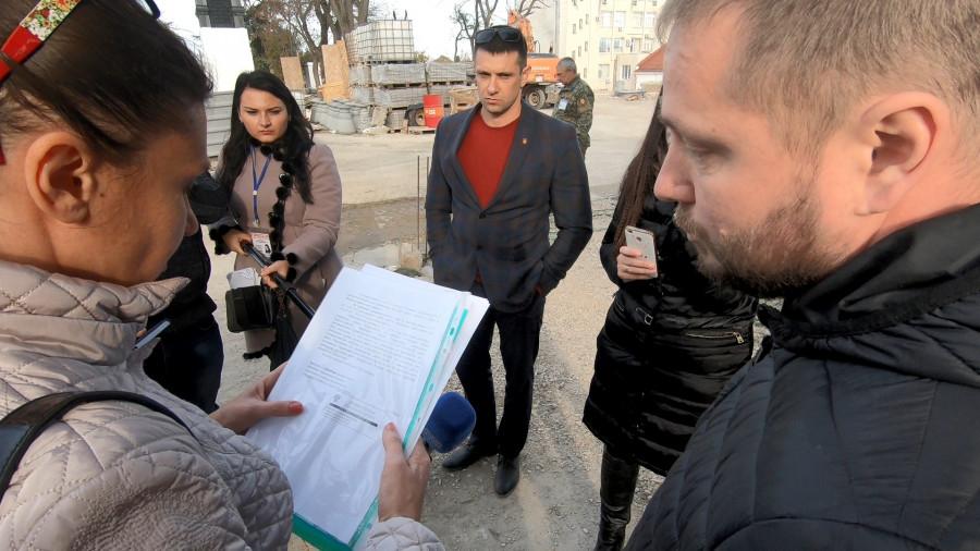 Восстановление Матросского бульвара в Севастополе запрещено: чиновники вызвали полицию