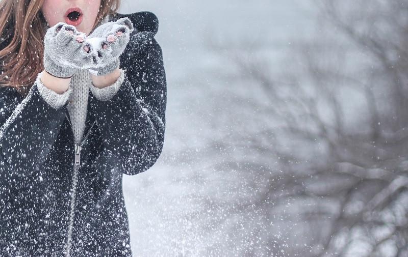 На Крым надвигается жестокий снежный шторм