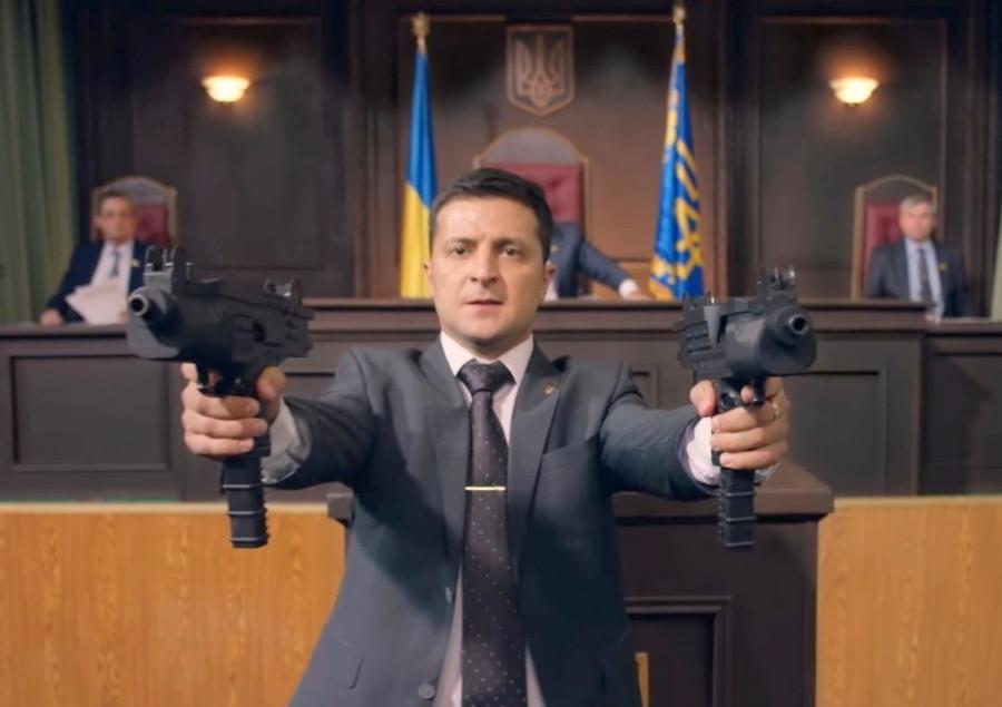 Украина - разрыв шаблонов (в условиях очевидной и полной безысходности)