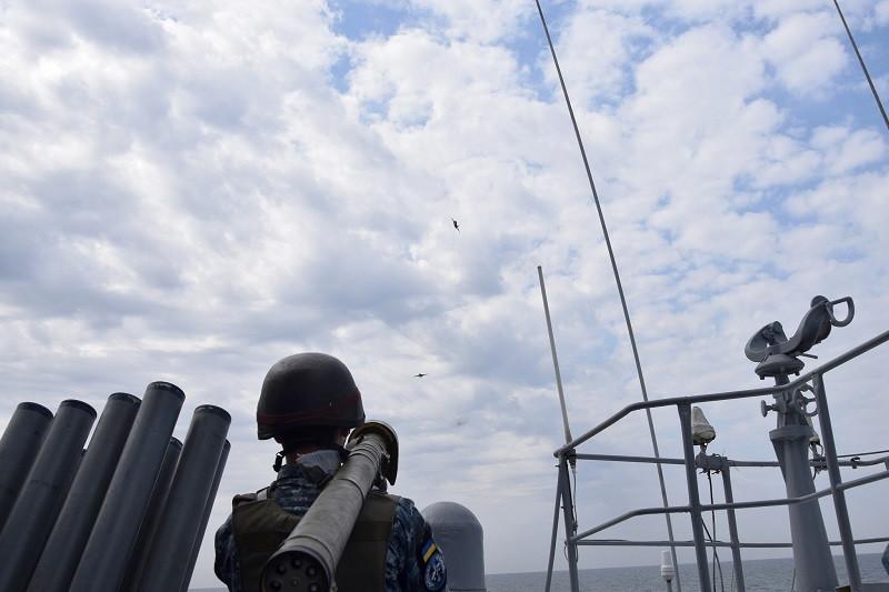 Украина в Азове доказала свой террористический характер