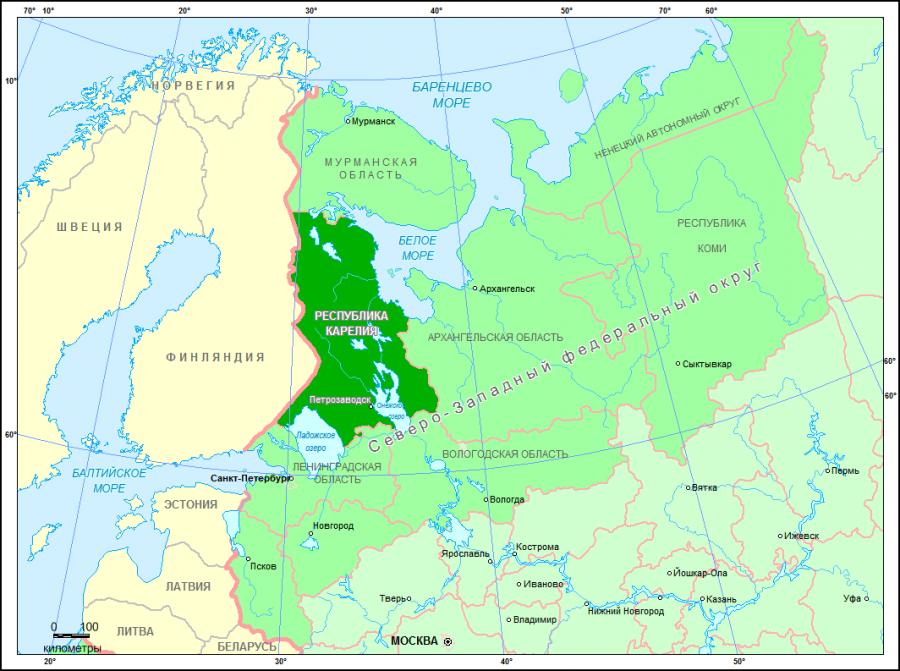 Финляндия разъяснила позицию по вопросу претензий на Карелию