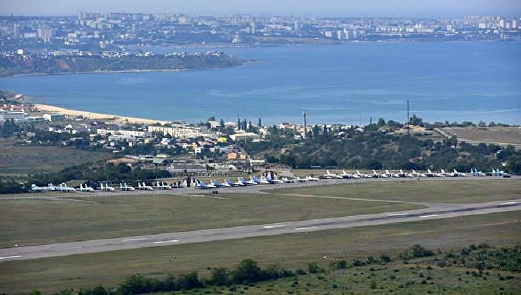 Севастополь ищет способ вернуть аэропорт «Бельбек» из ведения Крыма