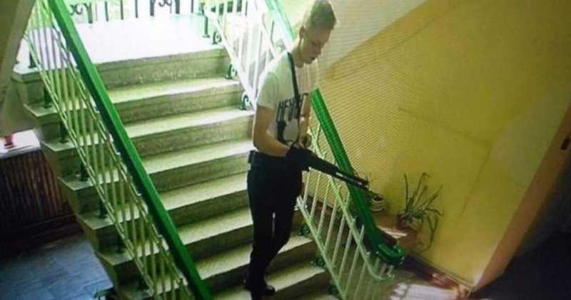 ForPost - Новости : Для злодея всё закончилось: керченский стрелок кремирован