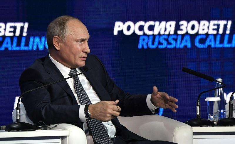 Путин жёстко оценил провокацию властей Украины у Крыма