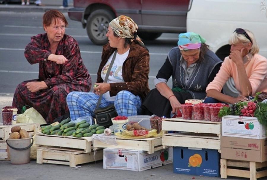 Власти Севастополя продолжают бороться с торговлей на Сталинградском рынке