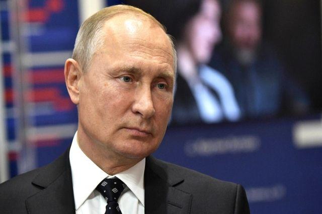 Путин заявил, что вопрос увеличения размера пенсий решен