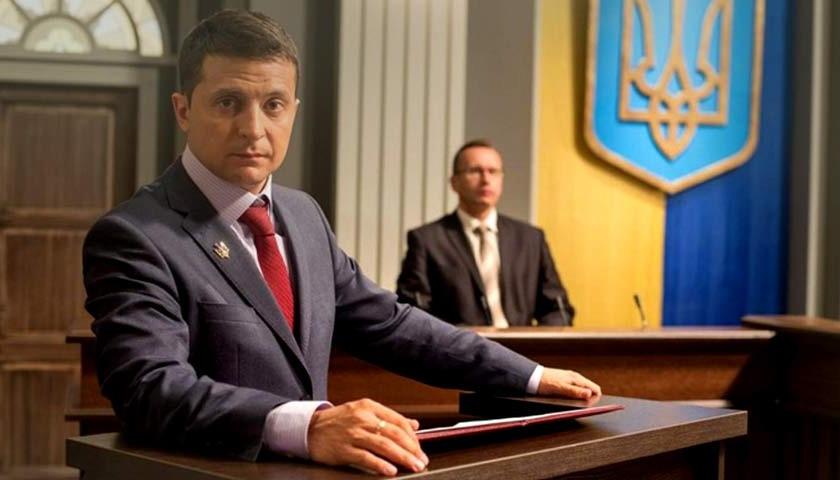 В Севастополе оценили перспективы Зеленского стать президентом Украины