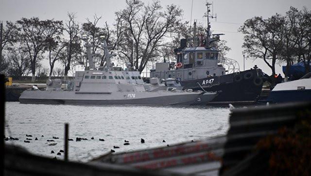 В США приняли резолюцию с осуждением действий России в Керченском проливе