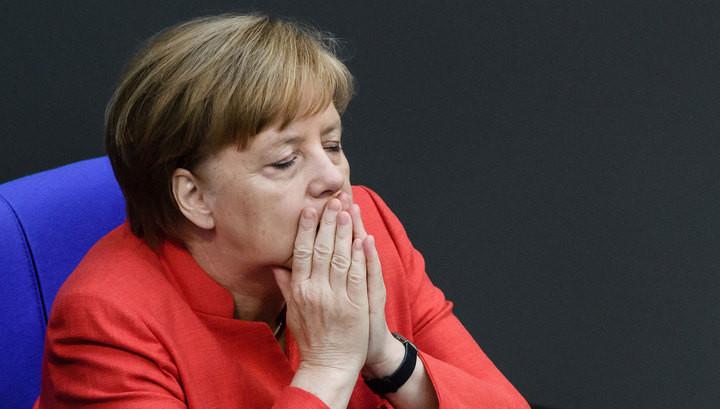 В поломке самолета Меркель усмотрели криминальный след
