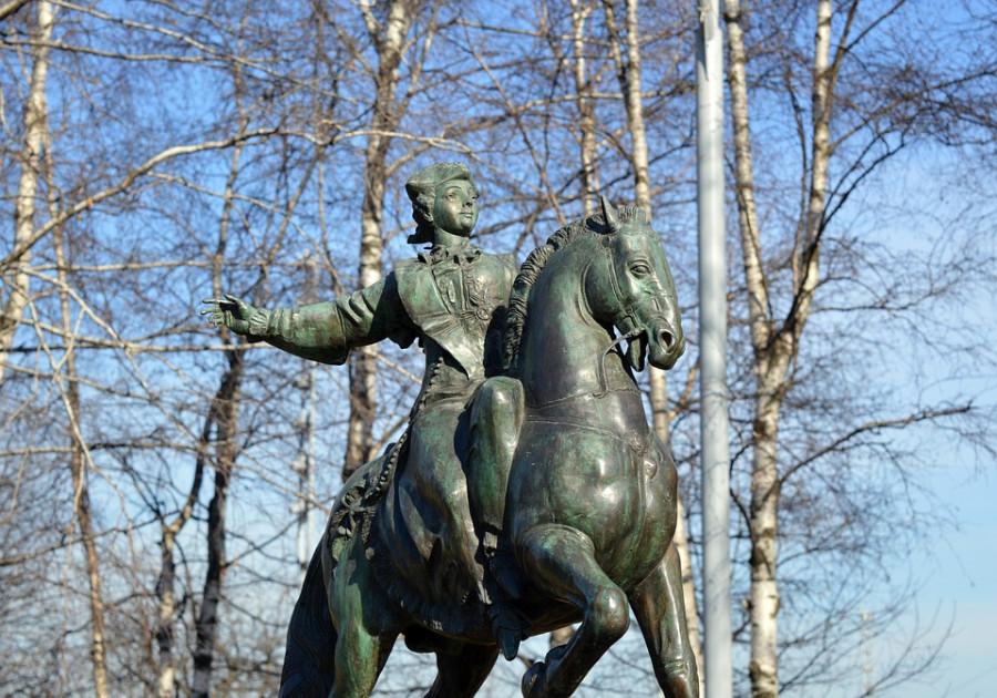 Гостям Севастополя предложат пройти маршрутом Екатерины Великой