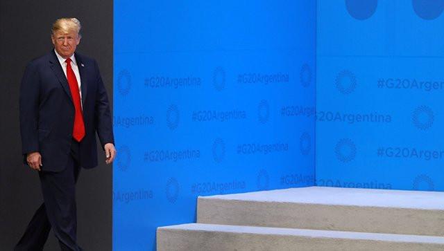 Трамп подтвердил, что отменил встречу с Путиным только из-за Украины