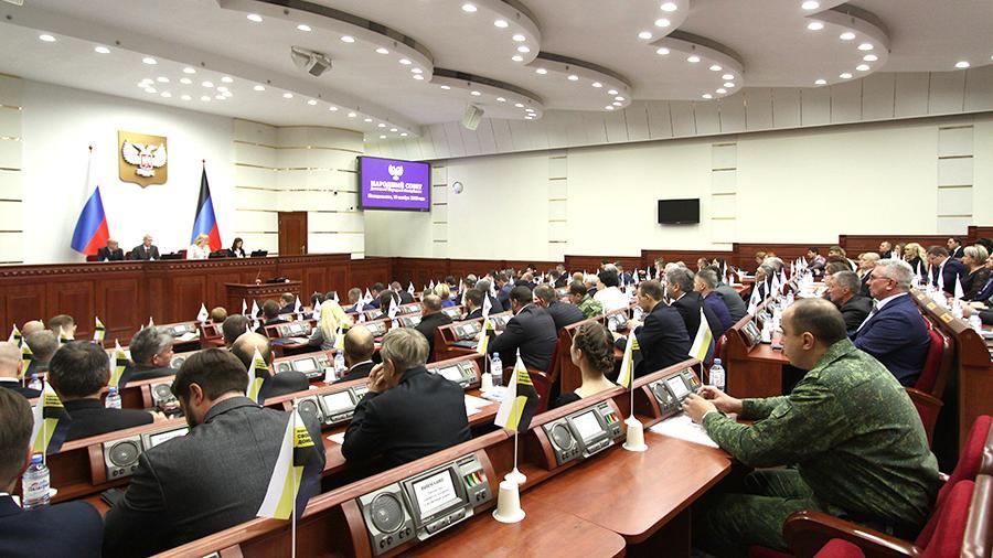 Парламент ДНР утвердил нового премьера