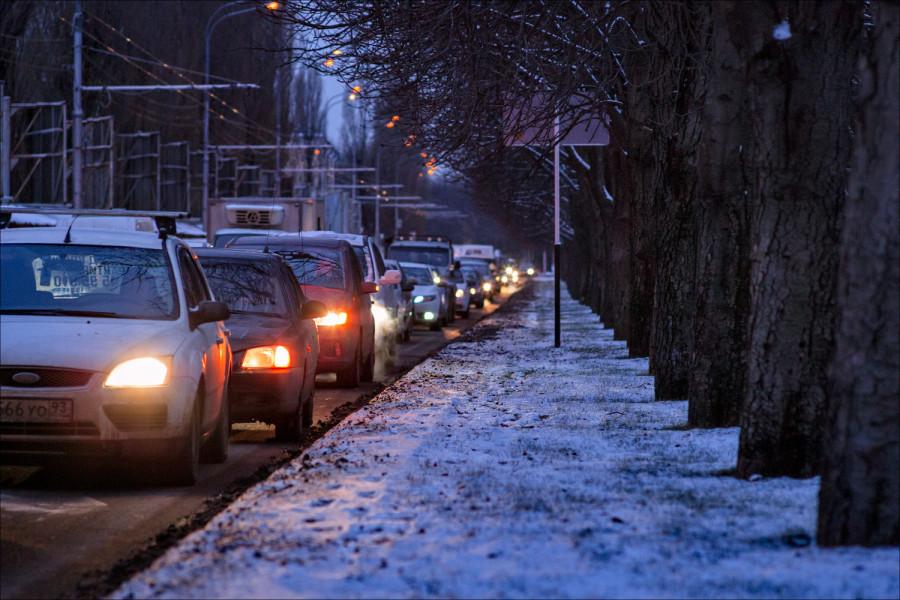На дорогах Кубани восстановили нарушенное непогодой движение