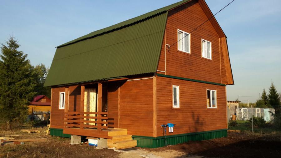 Медведев поддержал идею разрешить тратить маткапитал на дома в СНТ