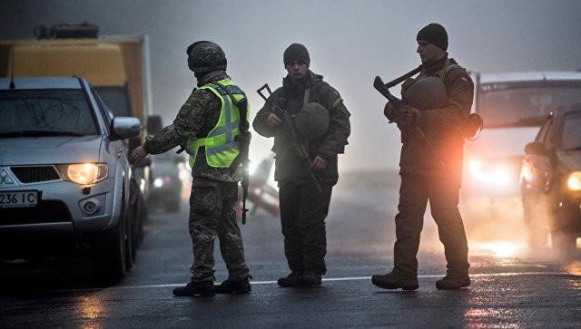 Киев запретил иностранным журналистам въезд в Крым и Донбасс