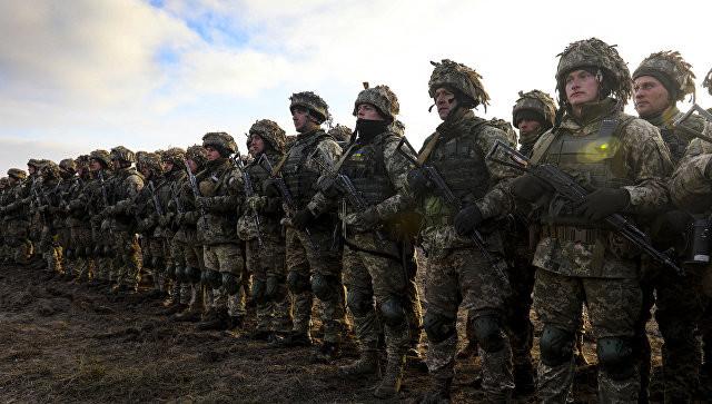 На Украине 3 декабря начнутся масштабные сборы резервистов