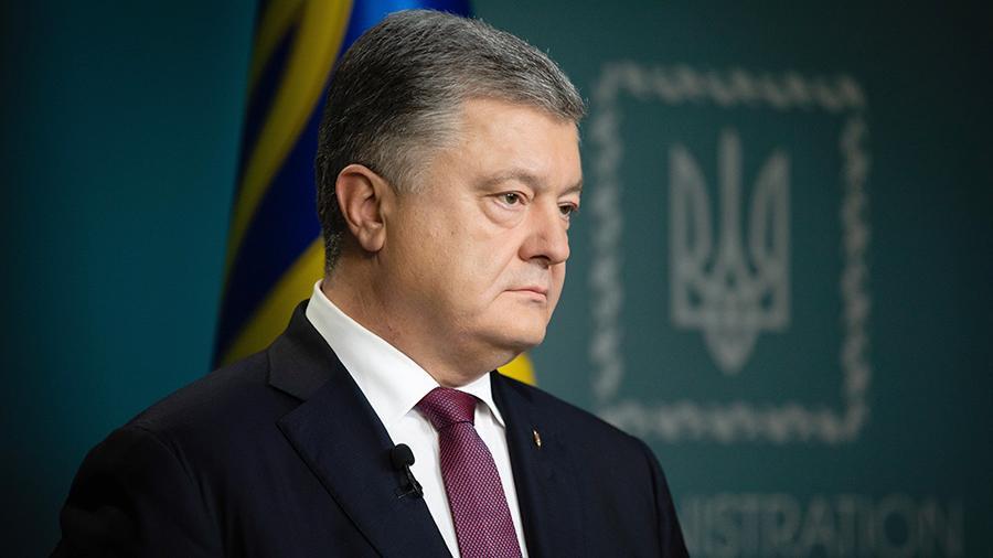 Порошенко заявил о планах России по захвату Бердянска и Мариуполя