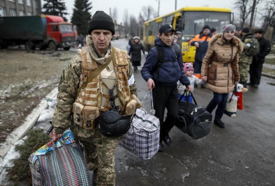 В ДНР готовы принимать беженцев из контролируемых Киевом районов