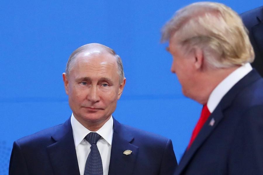 США вышли на контакт с Кремлем после отмены встречи Путина и Трампа