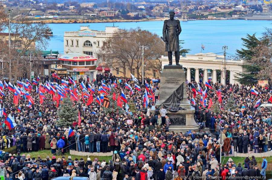 ForPost - Новости : ForPost выяснил, как книга рекордов Гиннеса признала Севастополь частью России