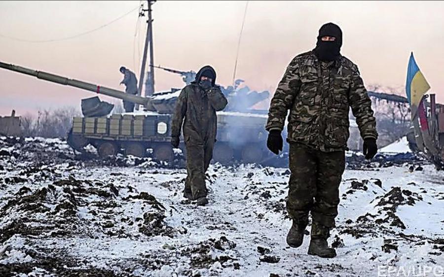 В украинской армии на линии фронта начался голод