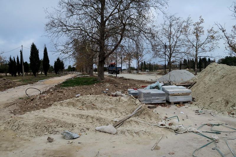 В Севастополе с треском провалили реконструкцию парка Победы