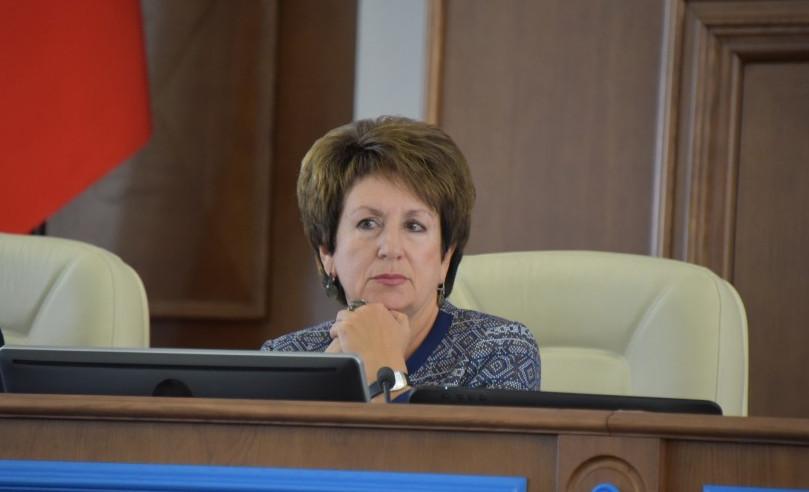Екатерина Алтабаева: Ветирование бюджета Севастополя – очень серьезный шаг