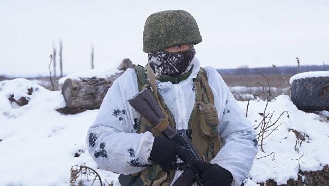 В ЛНР заявили, что сбили беспилотник силовиков