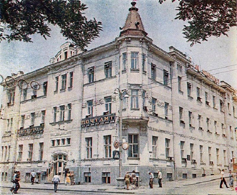 ForPost - Новости : Историческое здание главпочтамта в Севастополе закроют на реставрацию