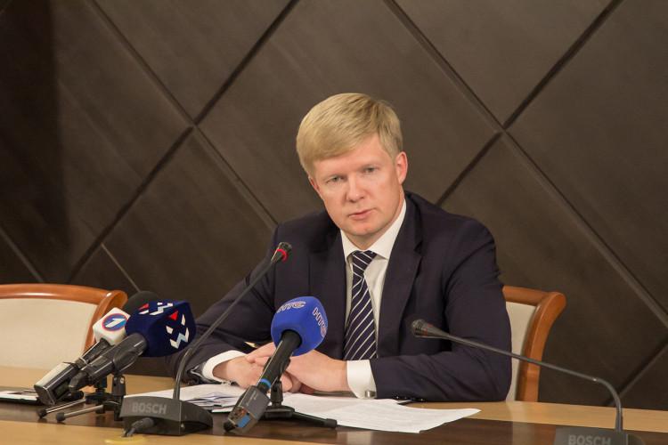 Срывом работы парламента Севастополя руководил замгубернатора Пономарёв