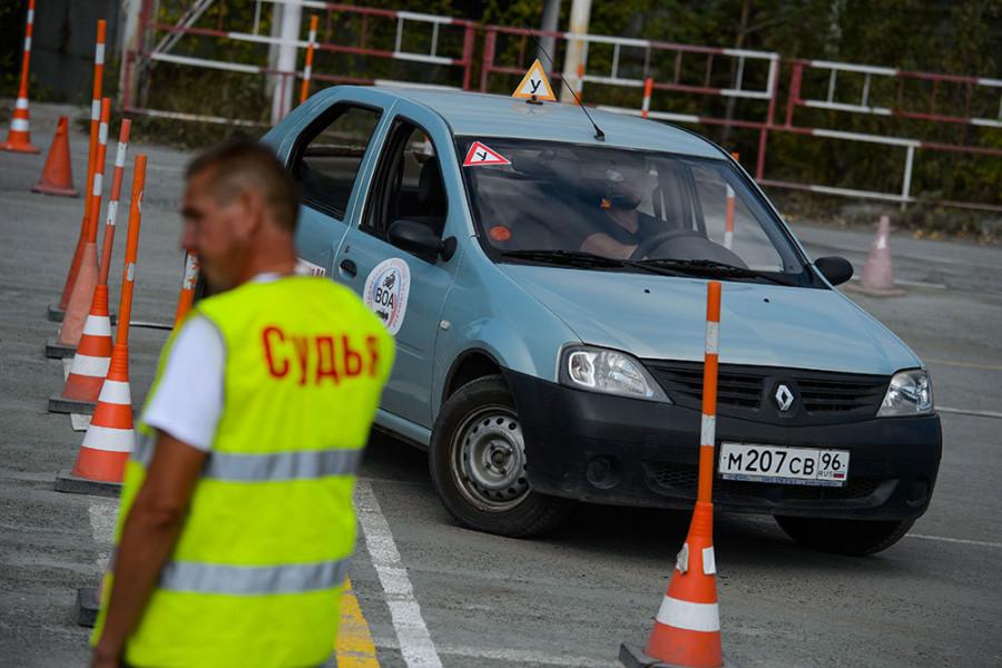 Экзамен на водительские права в следующем году ожидает реформа