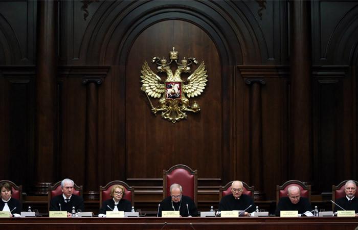 Конституционный суд РФ признал законным соглашение о границе Ингушетии и Чечни