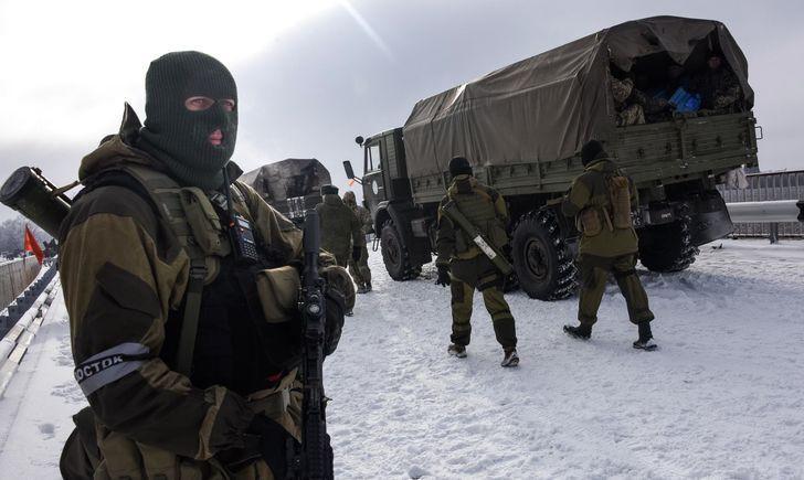 На Донбассе ожидают провокации и наступления ВСУ