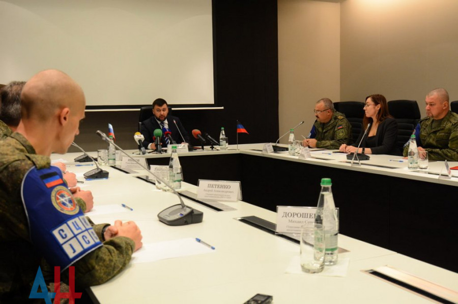ДНР и ЛНР договорились усилить взаимодействие в СЦКК для расследования преступлений ВСУ в Донбассе
