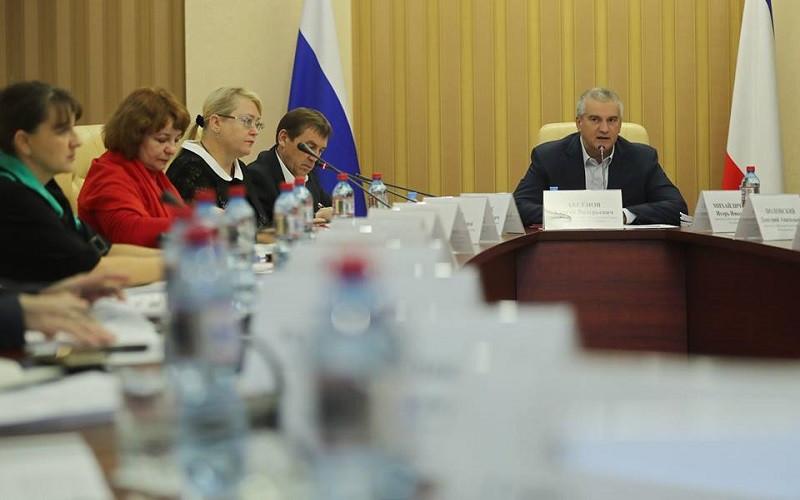 В Крыму чиновников поймали на приписках к заданию Путина