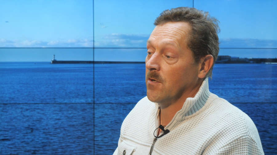 Нужно доверять фонду «35-я береговая батарея», – Николай Рыбаков о Матросском бульваре