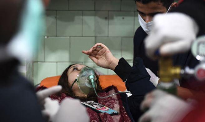 В Минобороны прокомментировали заявления Госдепа по химатаке в Алеппо