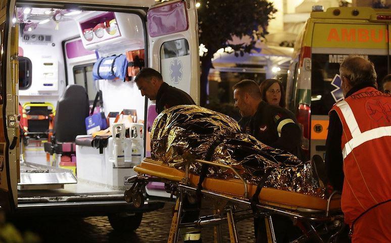 Шесть человек погибли при давке в итальянском ночном клубе
