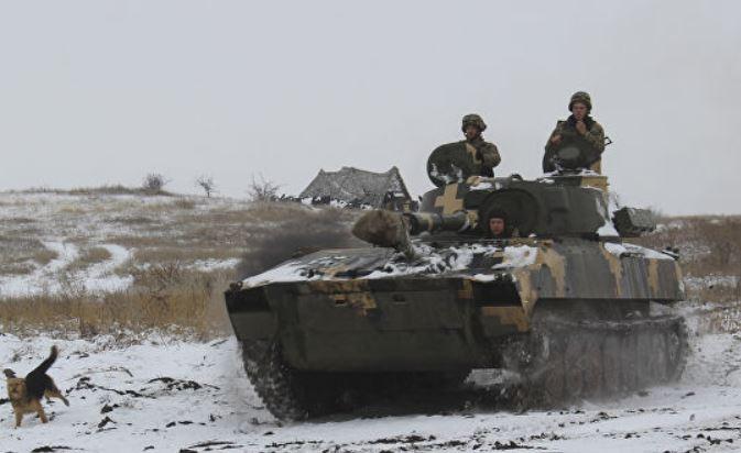 Силовики 20 раз за сутки нарушили перемирие, заявили в ДНР