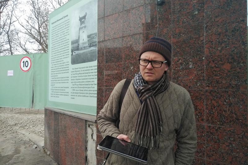 ForPost - Новости : Пострадавший от жителей Сочи чиновник Горлов приехал хамить севастопольцам