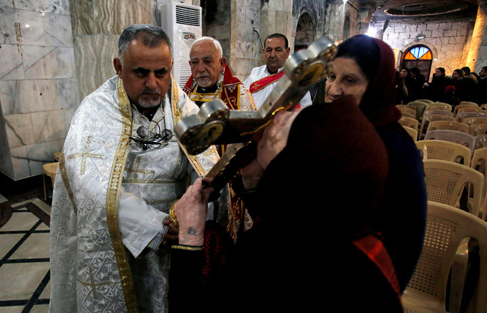 В Ираке Рождество объявили официальным праздником