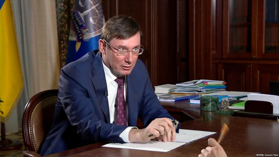 Луценко рассказал о «третьей волне оккупации» со стороны России
