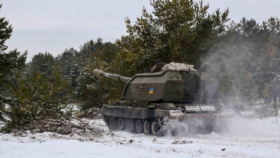 ВСУ за сутки 18 раз обстреляли территорию ДНР
