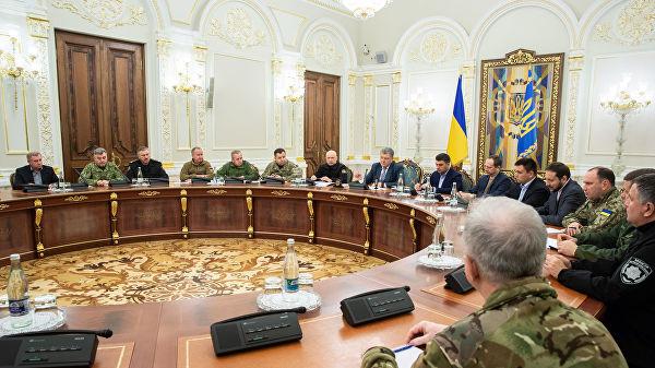 Украина продлила запрет на въезд мужчинам из России