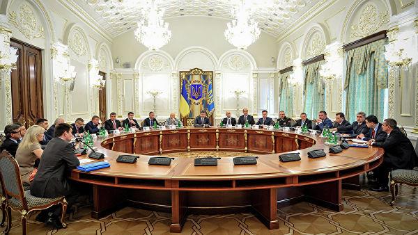 СНБО Украины утвердил новые санкции против России