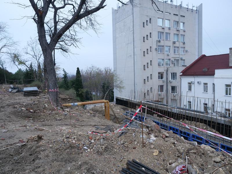 ForPost - Новости : Севастопольские застройщики покусились на Матросский бульвар