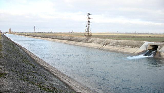 Решение принято: северный Крым подпитают водой с востока